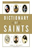 img - for Dictionary of Saints book / textbook / text book