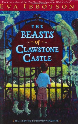 book cover of The Beasts of Clawstone Castle