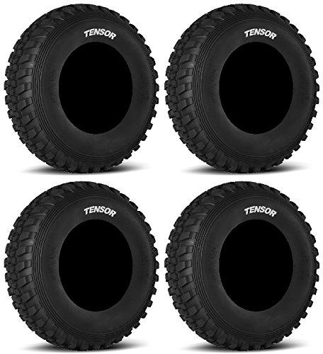 - Full set of Tensor Desert Race (8ply) 32x10-15 ATV Tires (4)