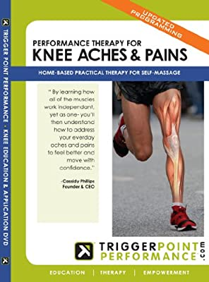 Trigger Point Performance Self-Massage Therapy for Knee Aches and Pains DVD