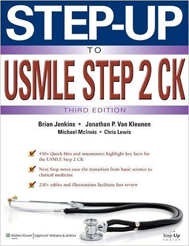 Step-Up to USMLE Step 2 CK, 3e (Step-Up Series