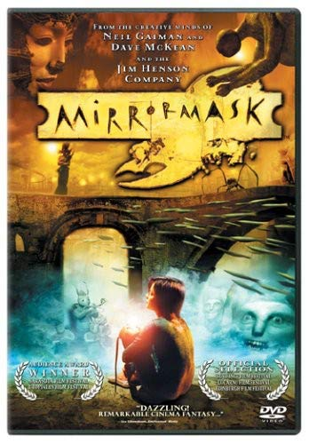 MirrorMask (Pink Dvd Visual Adult)