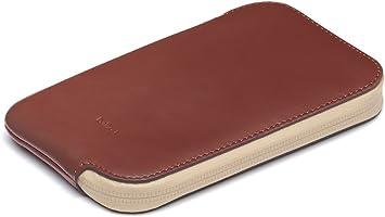 Cartera de Piel Bellroy Elements Phone Pocket Plus Cognac ...