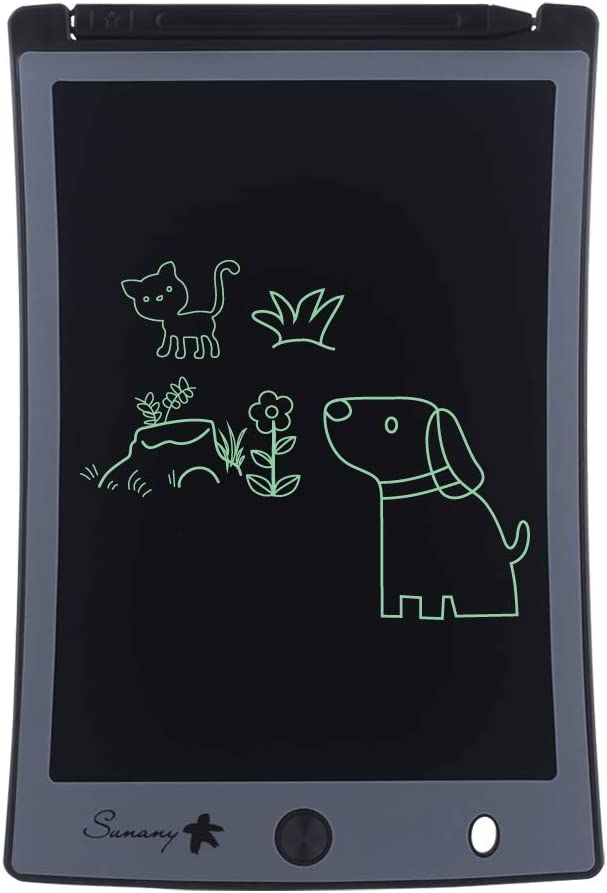 Etuoji Children 6.5 in LCD Writing Tablet Electronic Drawing Pads Doodle Board Drawing /& Sketch Pads