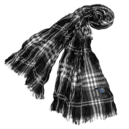 Littlearth NBA Orlando Magic Sheer Infinity Plaid Scarf by Littlearth
