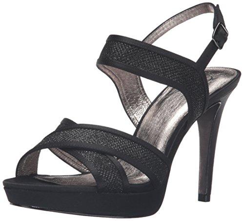Black Sandal Adrianna Women Dress Papell Ansel BqfgfXv