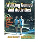 img - for [(Walking Games and Activities )] [Author: June L. Decker] [Oct-2001] book / textbook / text book