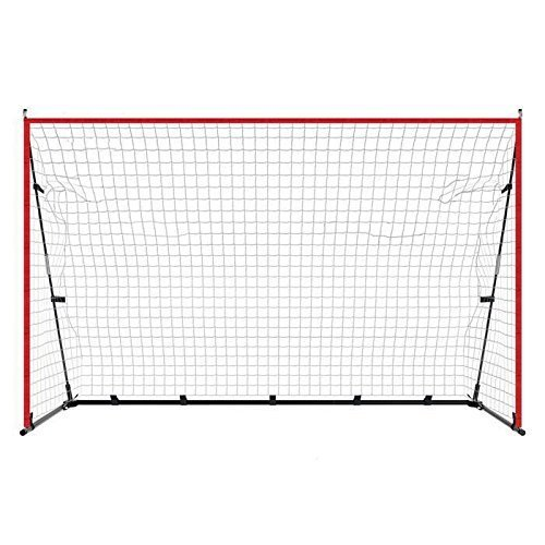 dtempleポータブルサッカーゴールFootbal 8 x 5 ftトレーニングサッカーゴールquick-set Soccer Goal Net USストック B079JXJZH2