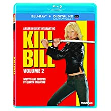 Kill Bill: Volume 2 [Blu-ray + Digital HD] (2014)