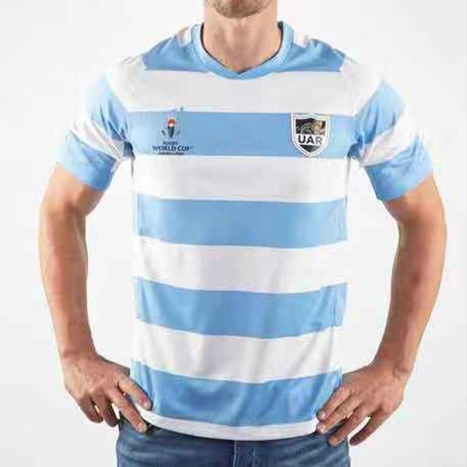 Equipo Argentina, Rugby Jersey, Copa del Mundo, Home Edition ...