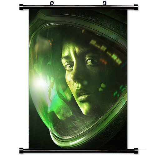 23.6 X 35.4 Inch Wall Posters,Alien Isolation Game Ellen Rip
