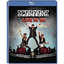 Get Your Sting & Blackout Live 2011 in 3D