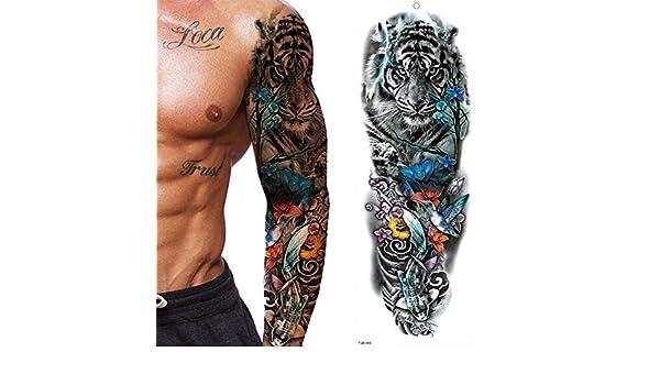 7pcs China adhesivo resistente al agua Proveedores tatuaje tatuaje ...