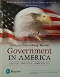 img - for Government in America (17th Edition) book / textbook / text book