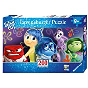 Amazon Lightning Deal 89% claimed: Ravensburger Disney Inside Out Emotions Panorama Puzzle (200 Piece)