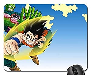 DragonBallZUncutHD: King Piccolo vs Goku Mouse Pad, Mousepad (10.2 x 8.3 x 0.12 inches) by ruishername