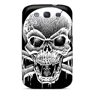 ChristopherWalsh Samsung Galaxy S3 Great Hard Phone Case Allow Personal Design Stylish Avenged Sevenfold Band A7X Pictures [xXS14264wQos]
