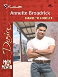 download ebook hard to forget (man of the month) pdf epub