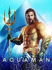 Aquaman af Jason Momoa