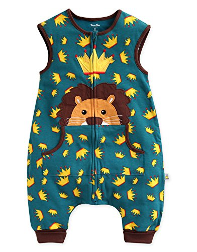 Vaenait baby 1-7Y Kid Boys Wearable Blanket Sleeper Secret Simba Sleep M