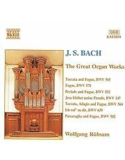 Great Organ Works