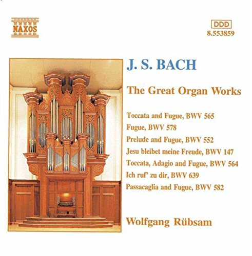 (J. S. Bach: The Great Organ Works)