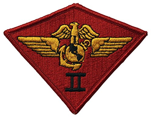 - 2nd Marine Air Wing Patch Full Color