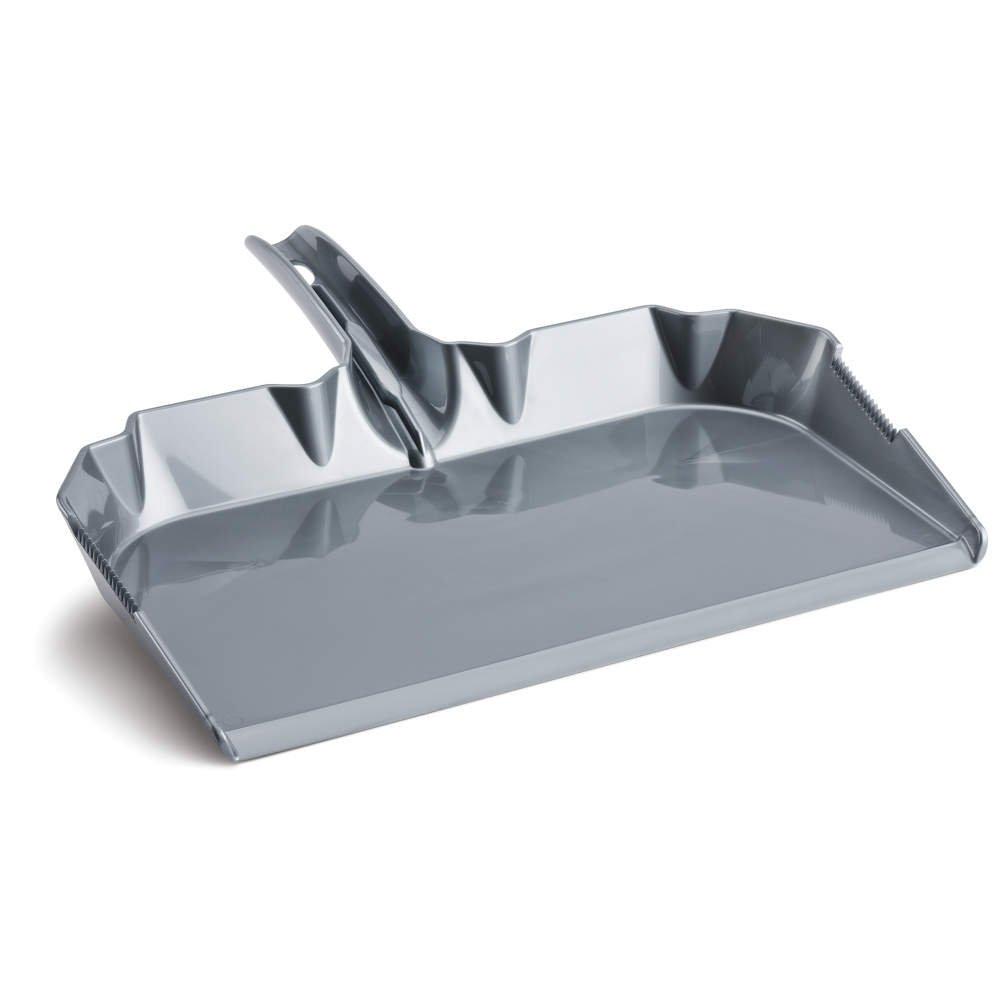 Libman Large Industrial Grade Dust Pan, 17'' W x 2.5'' deep