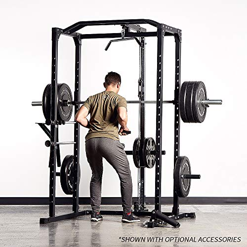 Rep PR-1100 Power Rack - 1,000 lbs Rated Lifting Cage for Weight Training by Rep Fitness (Image #4)