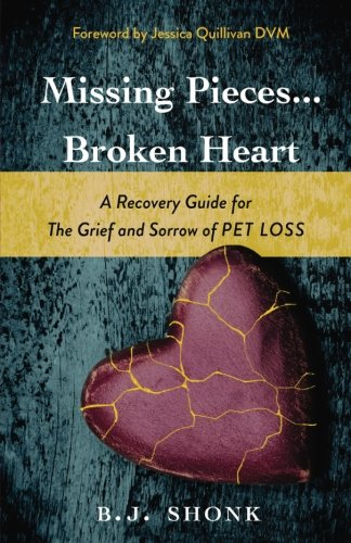 Missing Pieces...Broken Heart: A Recovery Guide for the Grief and Sorrow of Pet Loss by BJ Randolph LLC