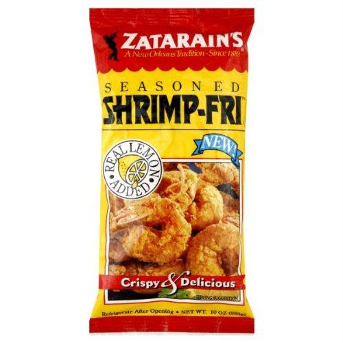ZATARAINS SSNNG SHRIMP FRY SEASND, 10 OZ by Zatarain's