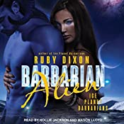 Barbarian Alien: Ice Planet Barbarians, Book 2 | Ruby Dixon
