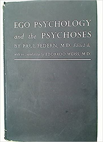 Amazon | Ego Psychology + Psyc...