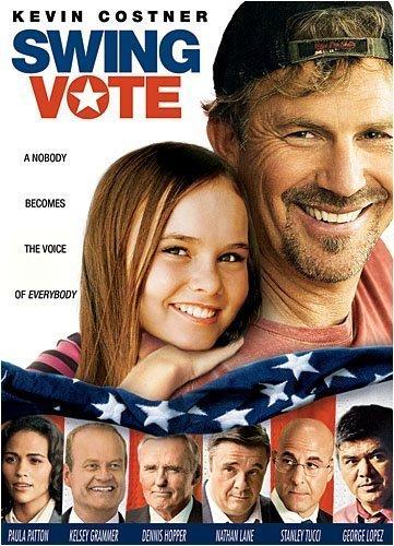 Swing Vote by TOUCHSTONE / DISNEY / MILL CREEK by Joshua Michael Stern