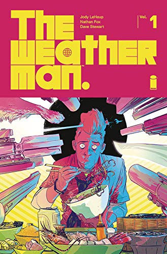 Pdf Graphic Novels The Weatherman Volume 1