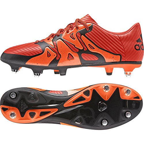 adidas de Chaussures Football SG Orange 3 White Ftwr Homme Solar Rot Orange Rouge X15 Bold pxqFSrp