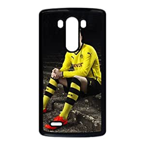 LG G3 Phone Case for Classic theme BVB 09 Marco Reus pattern design GQCTMRS759720