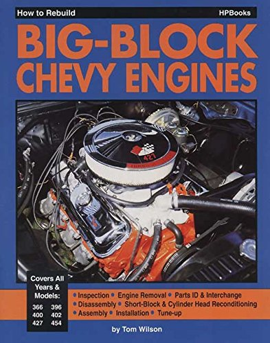 454 chevy engine for classic - 8