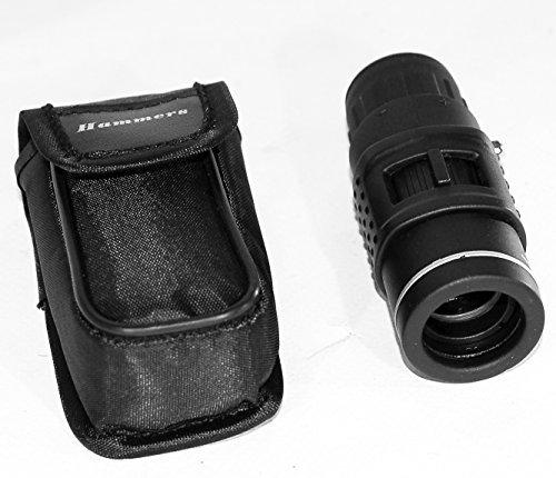 Hammers Quick Action Mini Monocular Spy Glass Spotting Scope 7x18