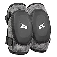 AXO PeeWee Elbow Guard (Black/Gray, One size)
