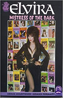 Elvira, Mistress of the Dark:Comic Milestones--Comics Format!