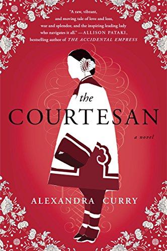 The Courtesan: A Novel cover