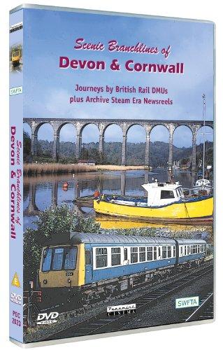 Branchlines - Devon / Cornwall [DVD]