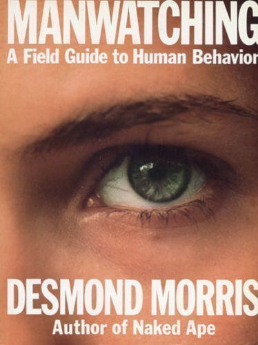 Manwatching Field Guide Human Behavior product image