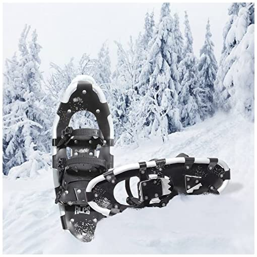Alps All Terrian Snowshoes for Men Women Youth with FREE Carrying Tote Bag