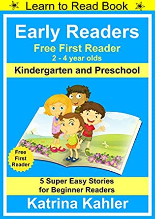 Early readers first learn to read book kindergarten and digital list price 199 fandeluxe Choice Image