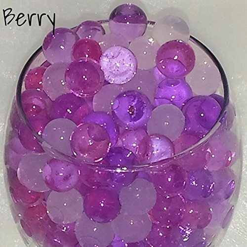 Mega Shop - Fish Bowl Beads 20 Packs / Set Filler Vase for D
