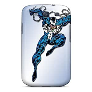Ultra Slim Fit Hard Dreaming Your Dream Case Cover Specially Made For Galaxy S3- Venom