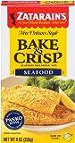 Zatarains Breading Seafood Bake And Crisp, 8 oz