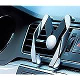 Suporte Veicular Auto Ajustável Saída De Ar Iphone 6, 7, 8 Plus ou Normal
